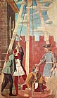 Piero della Francesca Torture of the Jew painting