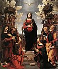 Piero di Cosimo - Immaculate Conception with Saints