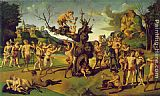 Piero di Cosimo - The Discovery of Honey