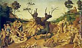 Piero di Cosimo - The Misfortunes of Silenus