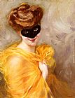 Pierra Ribera - Lady At A Masked Ball