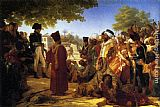 Pierre-Narcisse Guerin - Napoleon Pardoning the Rebels at Cairo