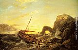 Pieter Christian Dommerson - The Shipwreck