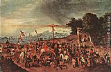 Pieter the Younger Brueghel - Crucifixion