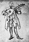 Pietro Longhi - Lute Player