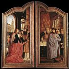 Quentin Massys St Anne Altarpiece (closed) painting