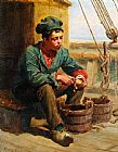 Ralph Hedley - The Cabin Boy