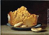 Raphaelle Peale - Cheese and Three Crackers