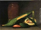 Raphaelle Peale - Corn and Canteloupe