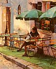 Raymond Leech - Only A Rose At Cafe Rose