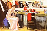 Rhoda Yanow - Dressing Room 2
