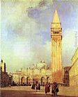 Marco Canvas Paintings - Piazza San Marco, Venice