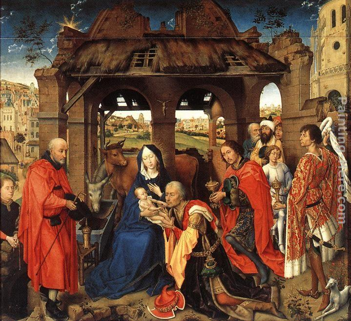 Rogier Van Der Weyden Famous Paintings
