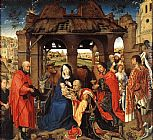 Rogier van der Weyden - Adoration of the Magi