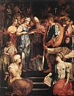 Rosso Fiorentino - Marriage of the Virgin