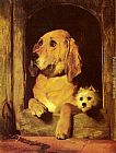 Sir Edwin Henry Landseer - Dignity and Impudence