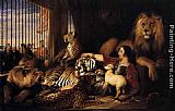 Sir Edwin Henry Landseer - Isaac van Amburgh and his Animals