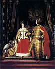Sir Edwin Henry Landseer - Queen Victoria and Prince Albert at the Bal Costumé of 12 May 1842