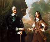 Sir Peter Lely - Charles I And The Duke Of York
