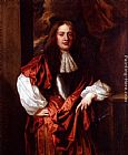 Sir Peter Lely - Portrait Of The Hon. Charles Bertie Of Uffington