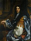 Famous Charles Paintings - Portrait of King Charles II