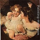 Sir Thomas Lawrence - Calmady Children