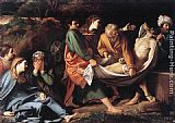 Sisto Badalocchio - The Entombment of Christ