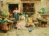 Stefano Novo - Fruit Sellers