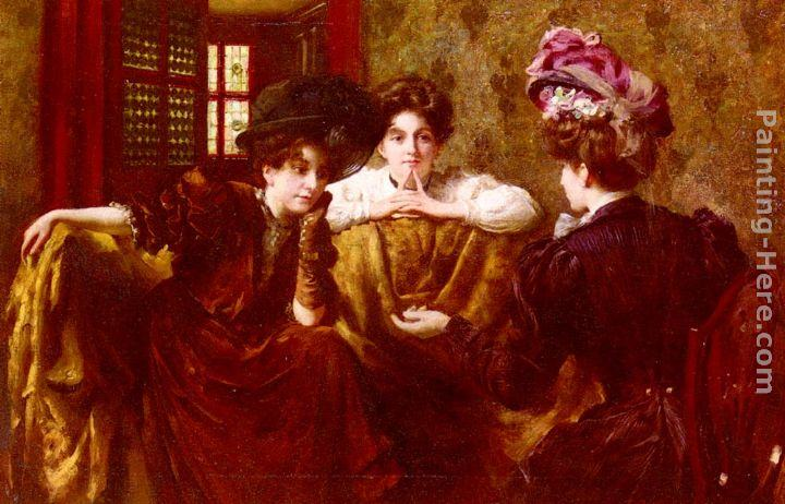 Thomas Benjamin Kennington No! Gossip