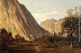 Thomas Hill Yosemite painting