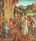 Vincenzo Foppa - The Adoration of the Kings