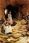 Walter Langley - In The Fishing Season