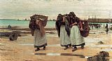Walter Langley - The Breadwinners