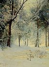 Walter Launt Palmer - Sunshine After a Snowstorm