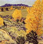 Walter Ufer - Panoramic Landscape