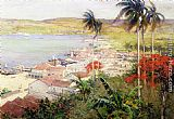 Willard Leroy Metcalf - Havana Harbor