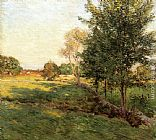 Willard Leroy Metcalf - Lengthening Shadows