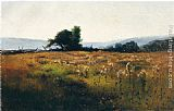 Willard Leroy Metcalf - Mountain View from High Field