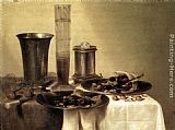 Willem Claesz Heda - Breakfast Still-Life