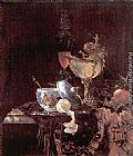 Willem Kalf - Still Life with Nautilus Cup