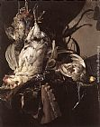 Willem van Aelst - Still-Life of Dead Birds and Hunting Weapons