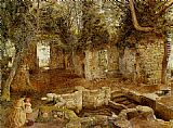 William Davis - Marys Well near Saint Asaph