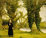 William Dyce - Amongst the Trees