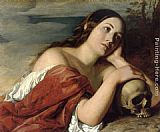 William Dyce - Omnia Vanitas