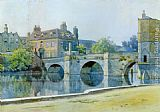 William Fraser Garden - The Bridge at St. Ives