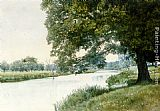 William Fraser Garden - The River Ouse, Bedfordshire