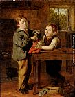 William Hemsley - The Young Barber