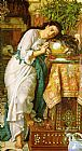 William Holman Hunt - Isabella and the Pot of Basil
