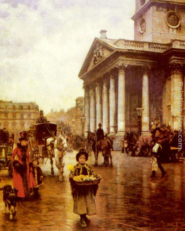 William Logsdail St Martin-in-the Fields