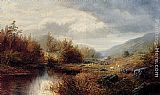 William Mellor - On The Derwent, Derbyshire